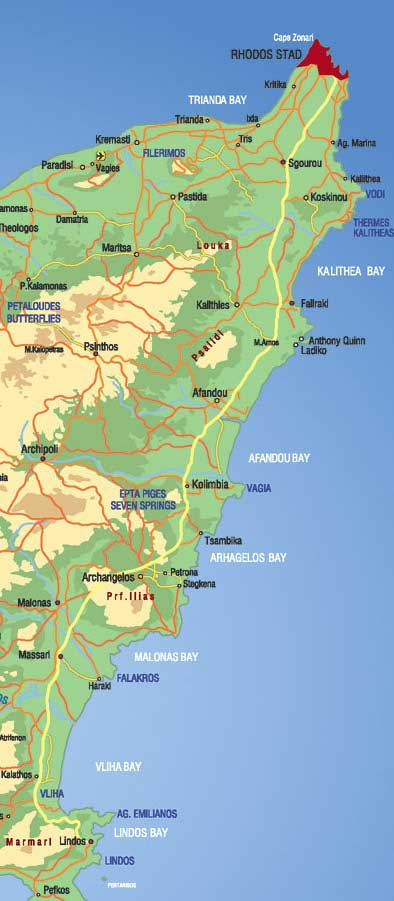 rhodes adventure map